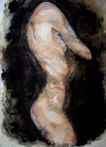 torso femenino